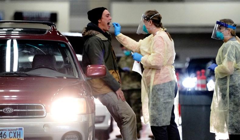 Coronavirus Cases: U.S. Breaks Daily COVID Case Record