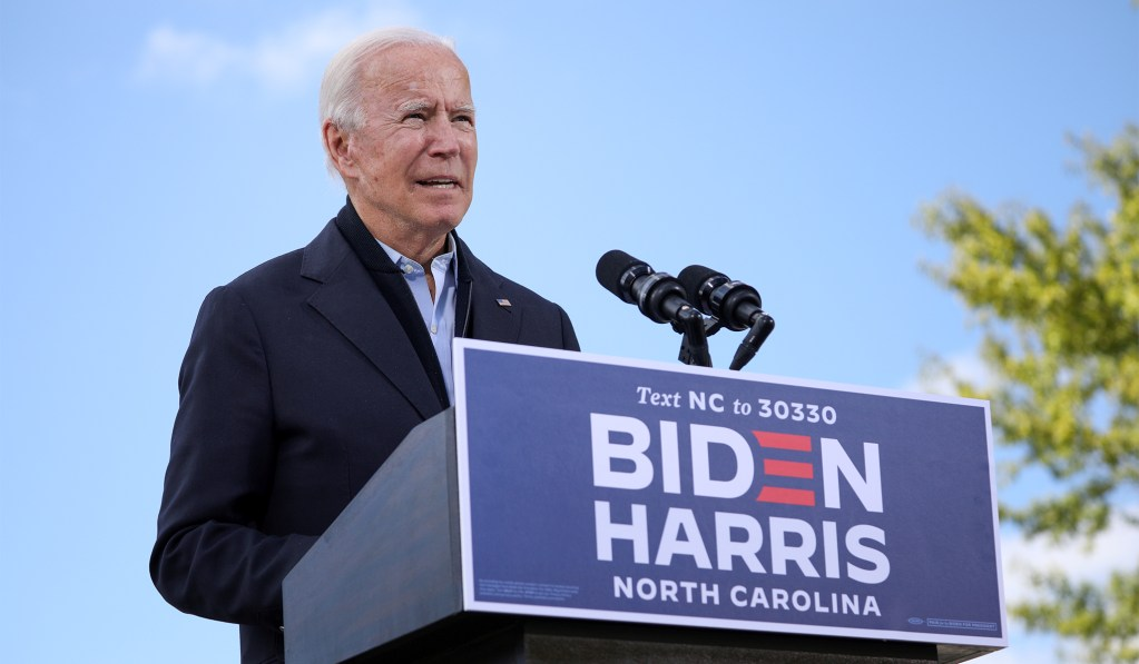 Biden Campaign Holds Three Times More Cash on Hand than Trump Campaign