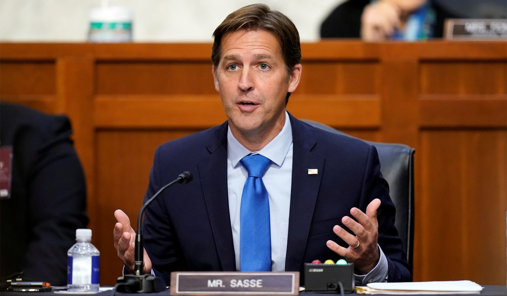 Sasse: 'Beyond Disgusting' that Cuomo Thinks It's 'Bad News' Vaccine May Come Out Under Trump
