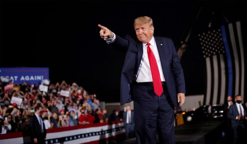 Donald Trump, David Perdue & Kelly Loeffler: Georgia Republicans Face Campaign Dogfight