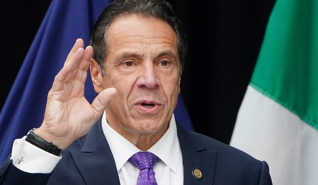 Cuomo: 'Bad News' that Pfizer Announced Vaccine Results before Biden Assumes Office