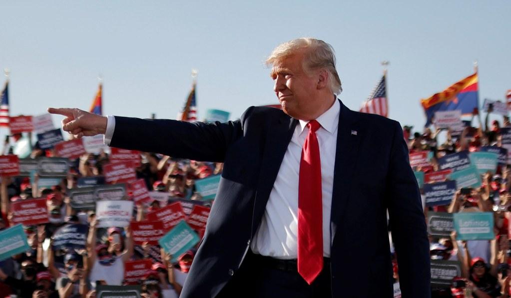 2020 Election: Trump Win, Democratic Senate Majority May Be Worst-Case Scenario