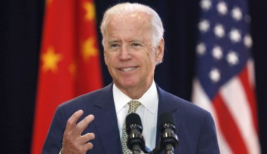 Biden Talks Tough on China, but Will He Back It Up?