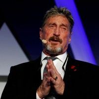 John McAfee Found Dead in Spanish Prison Cell before Extradition to U.S.