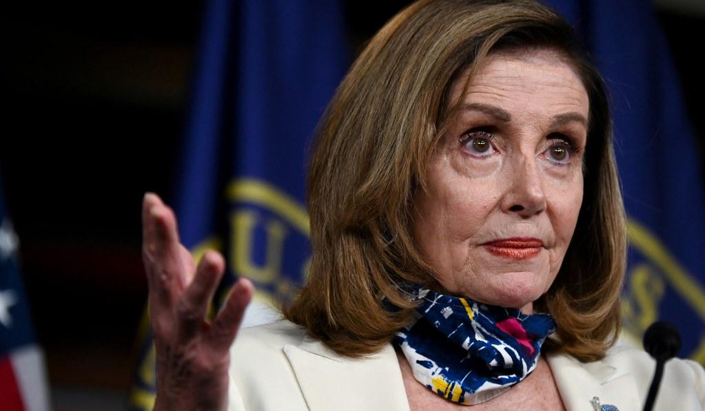 Pelosi Calls Amy Coney Barrett an 'Illegitimate Supreme Court Justice'