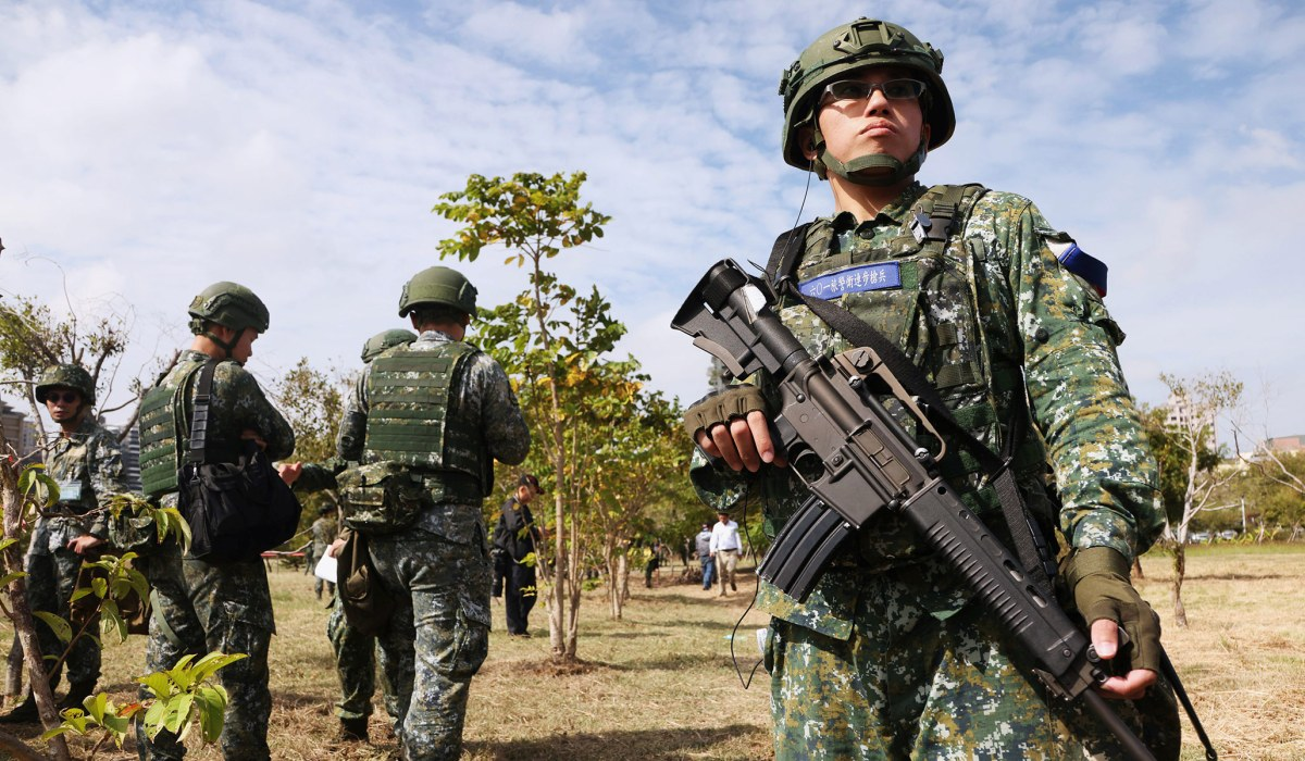 The Taiwan Emergency, Explained by a Top Commander   National Review