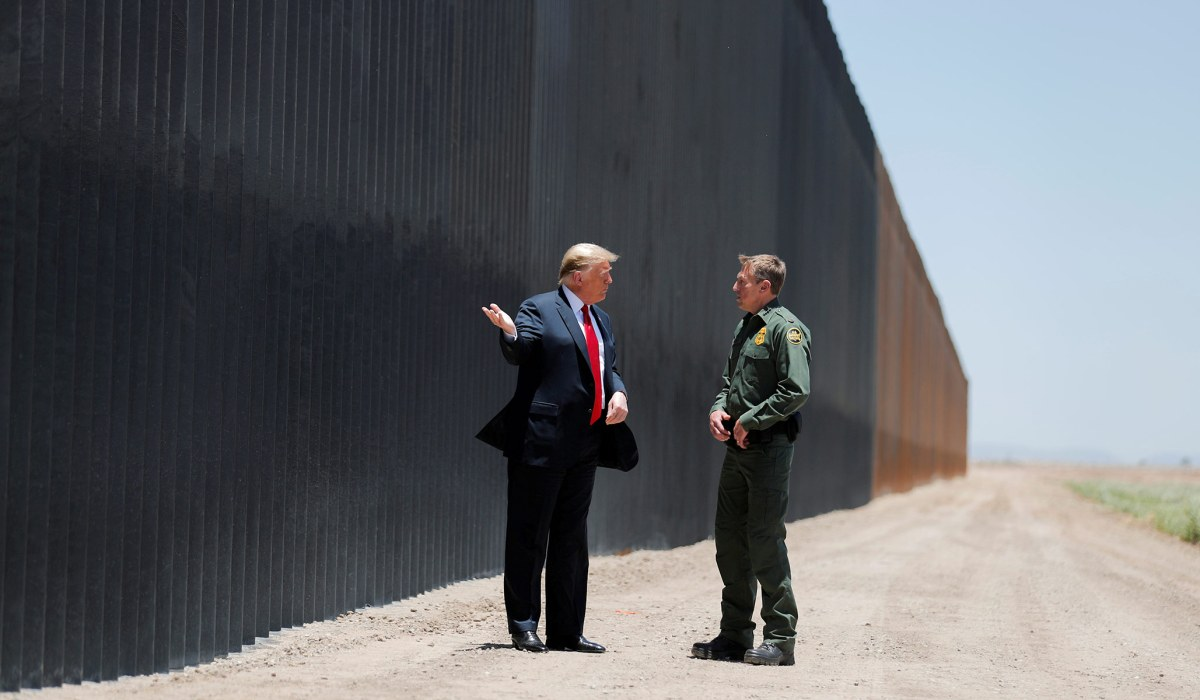 What Now for Trump's Border Wall? | National Review