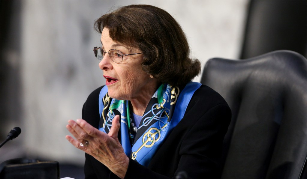 Feinstein to Step Down as Ranking Judiciary Dem after Progressive Disappointment with Barrett Hearings