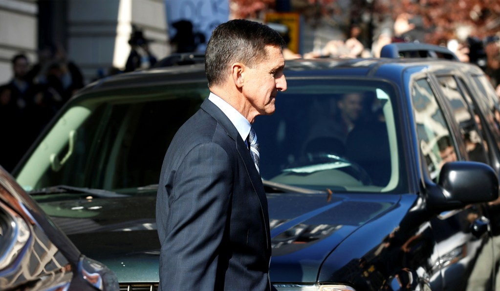 Trump Privately Discussed a Pardon for Michael Flynn: Report