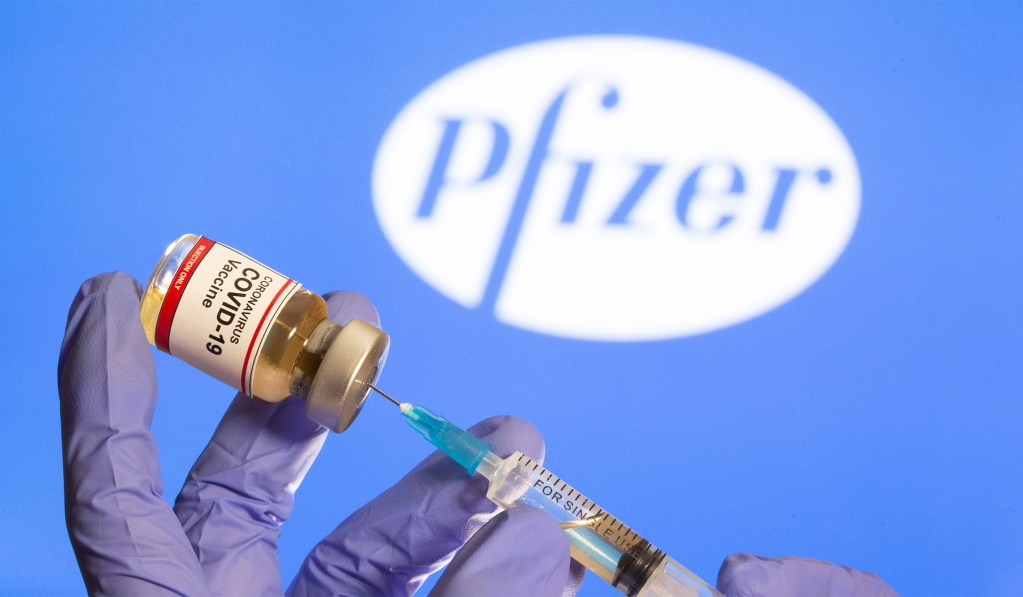 Pfizer COVID Vaccine 90 Percent Effective in Trials, Company May Request Approval by End of November