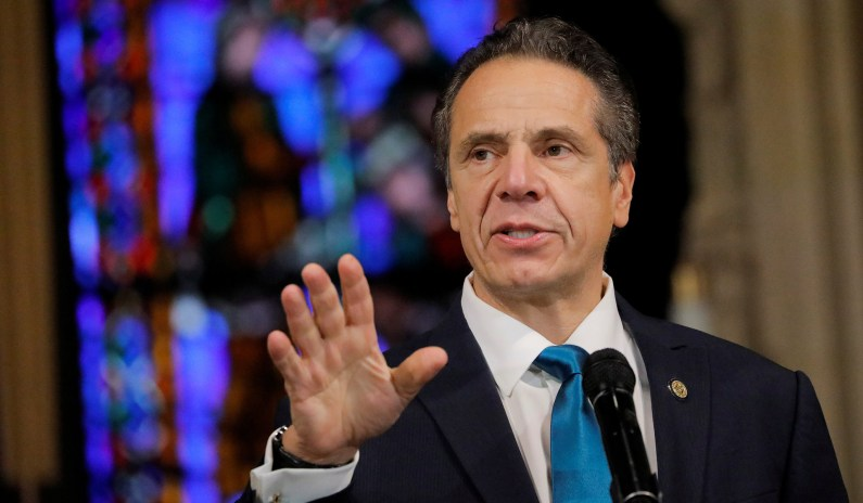 Nine N.Y. Public Health Officials Quit amid Feud with Cuomo over Vaccine Rollout thumbnail