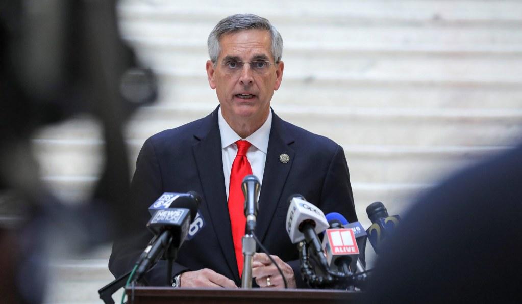 Loeffler, Perdue Call on Georgia Secretary of State to Resign