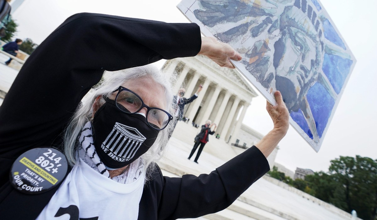 Why the Left Is Mad about the Supreme Court   National Review