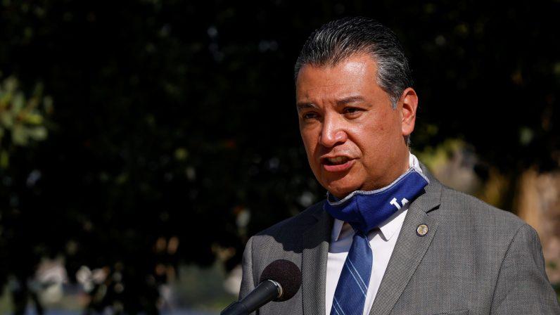 California Secretary of State Alex Padilla to Fill Kamala Harris' Senate Seat thumbnail
