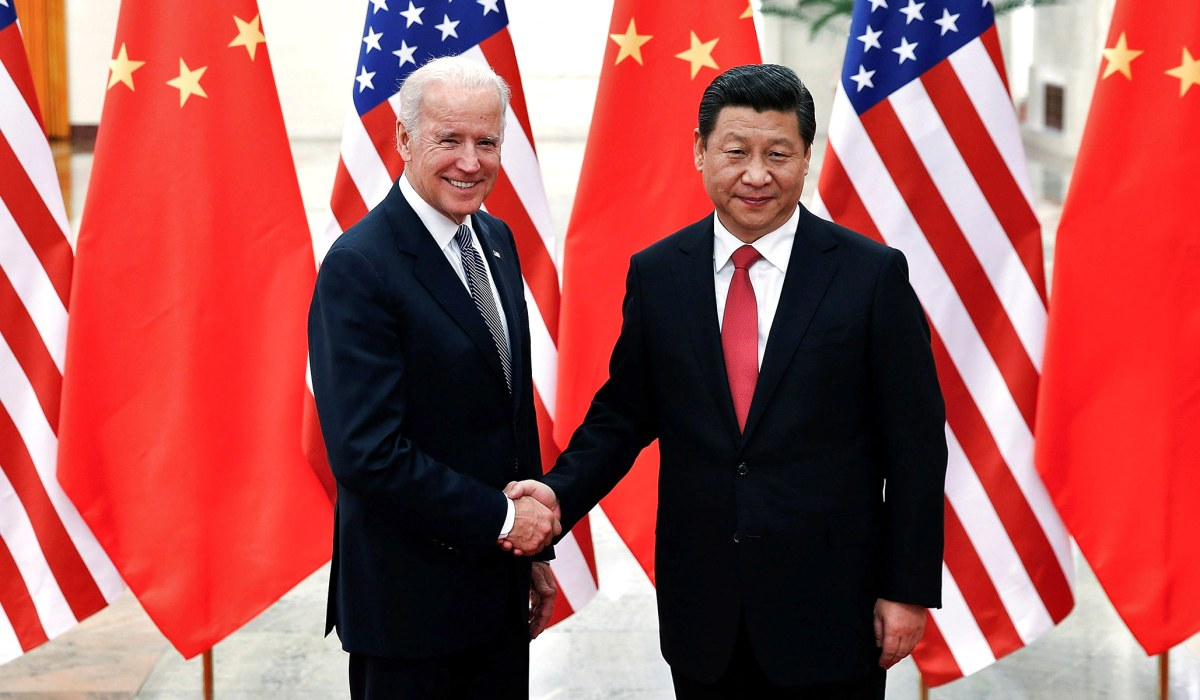 Biden: On Second Thought, Yes, China Is Indeed Eating Our Lunch | National Review