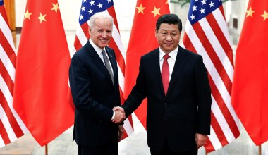There Are No Issues on Which China Can Be Considered an Ally