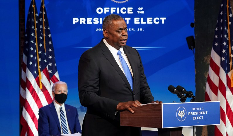 GOP China Hawks Voice Fresh Concerns on Lloyd Austin: 'America Needs a Wake-Up Call' thumbnail