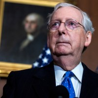 The First Amendment Is Lucky to Have Mitch McConnell