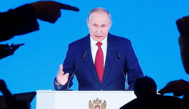 Putin Deflects Question on Human Rights Record, Rants about U.S. Gun Crime, BLM Riots
