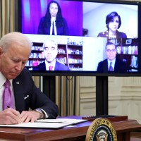 Biden Signs Executive Order Allowing the U.S. to Fund Global Abortions