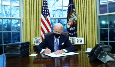 Biden Marks Selma Anniversary with Executive Order to Expand Voting Access