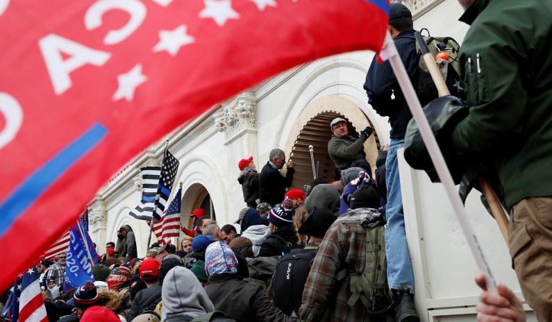Capitol Riot Prosecutors Run a Big Risk in Pursuing a 'Sedition' Case