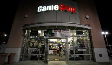 GameStop's Reddit Rally