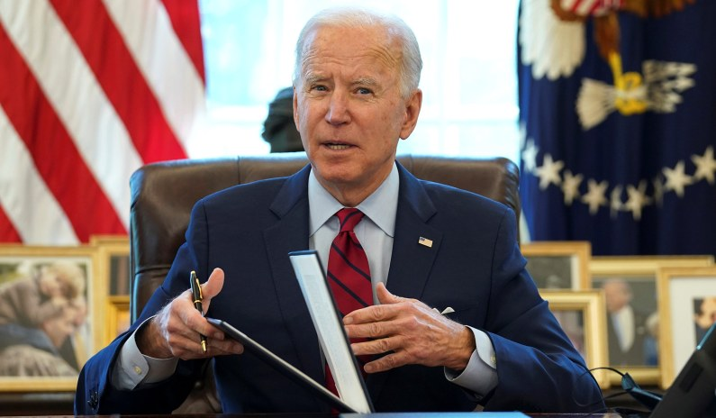 Biden Administration Tells Immigration Officials to Stop Using 'Illegal Alien' thumbnail