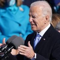 Biden's Inauguration Speech Was a Lot Like Trump's