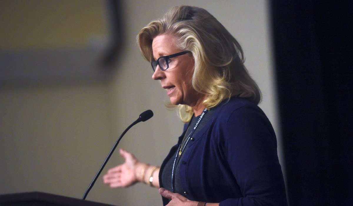 Liz Cheney explains why she won't back down. | National Review