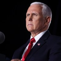 Pence Urges Republicans to Unite against 'Tidal Wave of Left-Wing Policies'