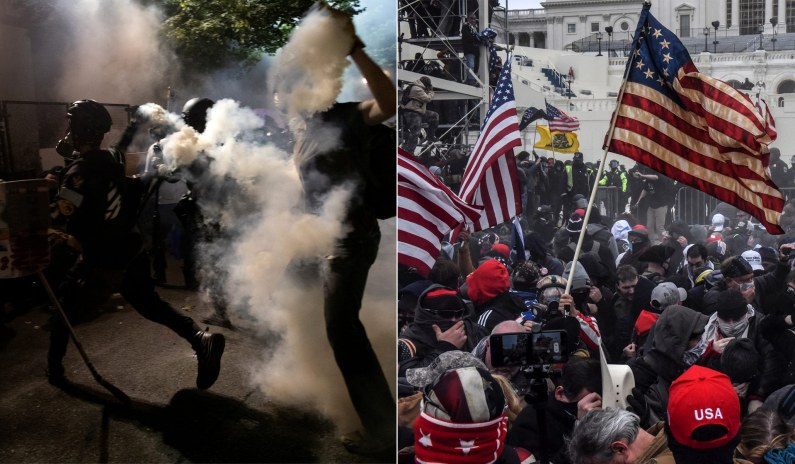 Dissent, Patriotism, and Insurrection: A Complicated History