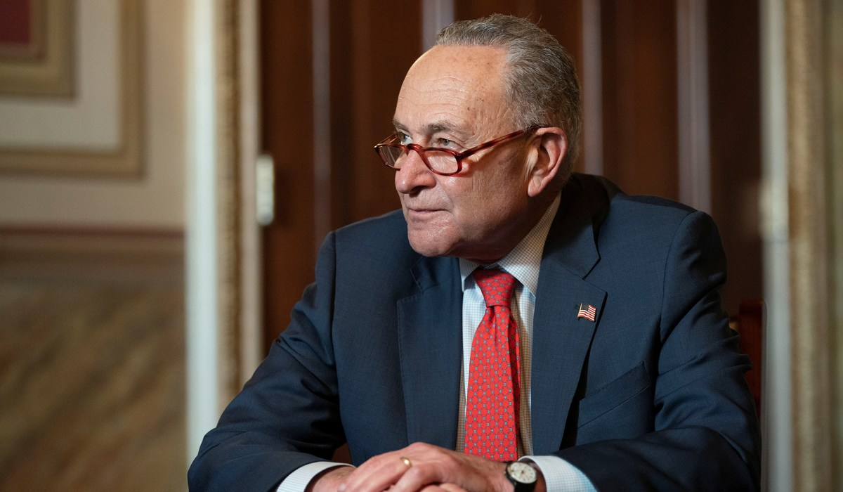 Senate Dems Refuse to Commit to Preserving Filibuster | National Review