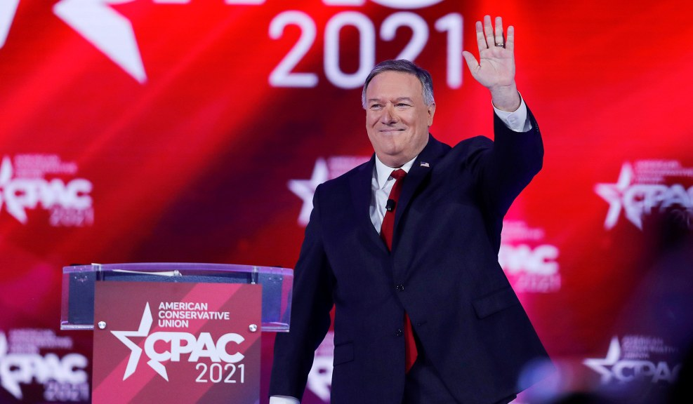 CPAC 2021   National Review