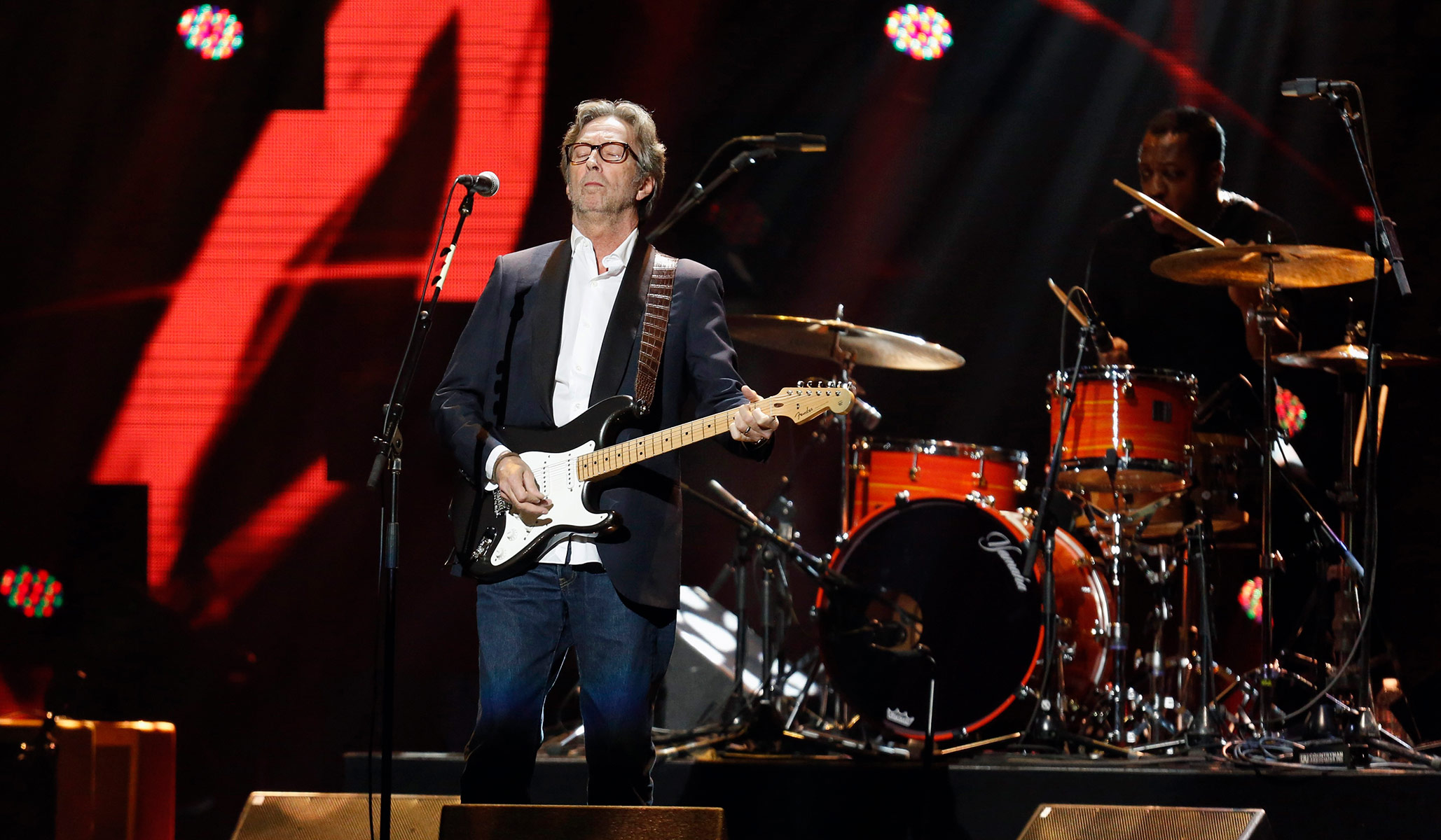 Eric Clapton Endured Hardships to Become Rock Survivor
