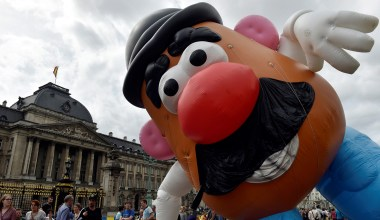 "Hasbro to Remove ""Mr."" Title from Famous Potato Head Toy"