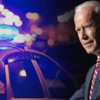 Biden Administration Backs Bill That Would Force Cops to Stop Women in the Street for No Reason