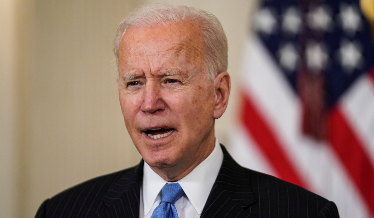 Biden Supports New War Powers Vote in Congress | National Review