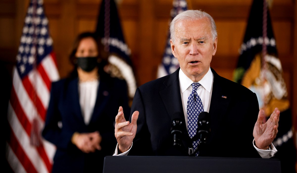 The Biden Administration's Threat to Equality under the Law | National Review