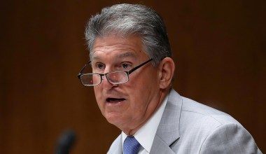 Manchin Open to Filibuster Reform, Says Process 'Should Be Painful'
