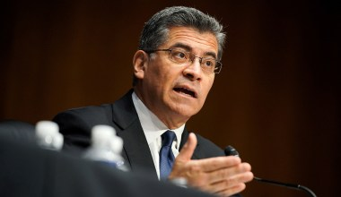 Senate Committee Split on Becerra for HHS, Nomination Moves to Floor