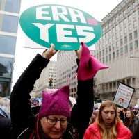 Why Congress Won't Bring the Equal Rights Amendment Back from the Dead