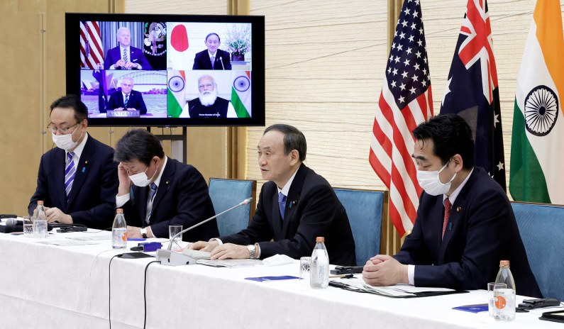Building U.S.–Asian Teamwork Against China thumbnail
