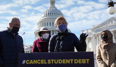 We Already Have an Alternative to Massive Student-Loan Cancellation