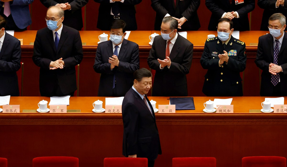 Internal Memo to Beijing: China's Competitive Advantage against America | National Review