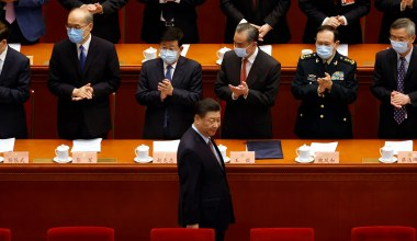 What China Really Wants: A New World Order