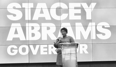 Stacey Abrams, Fount of Disinformation