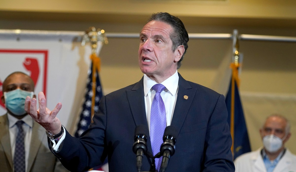 Cuomo's Fall Will Only Accelerate New York's Decline | National Review