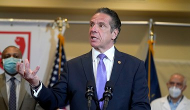 Cuomo's Fall Will Only Accelerate New York's Decline