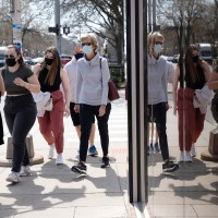 CDC Says Vaccinated Americans Do Not Need to Wear Masks Outdoors
